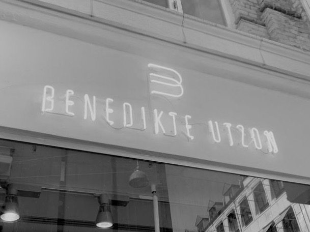 Webshop for Benedikte Utzon - af Koncept Kommunikation